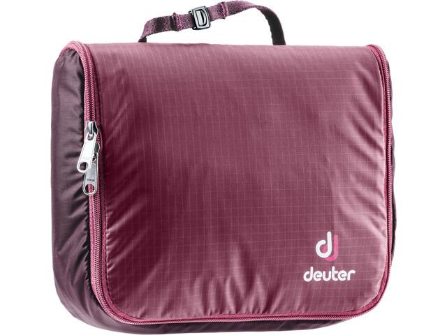 Deuter Wash Center Lite I Bolsa Neceser Baño 1,5l, maron-aubergine